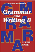 Grammar and Writing Homeschool Kit Grade 8 2nd Edition