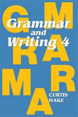 Grammar and Writing Homeschool Kit Grade 4