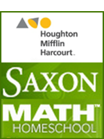 Homeschool Curriculum - Saxon Math
