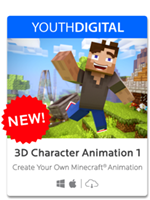 Homeschool Curriculum - 3D Character Animation 1