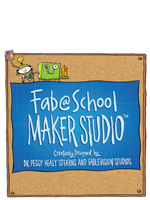 Homeschool Curriculum - Fab@School Maker Studio Freebie