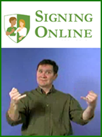 Homeschool Curriculum - Signing Online
