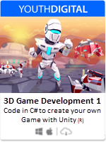 Homeschool Curriculum - 3D Game Development 1