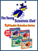 Homeschool Curriculum - TYSC FUNtastic Robotics