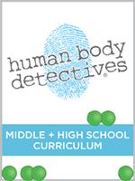 Homeschool Curriculum - Human Body Detectives - Middle/High School