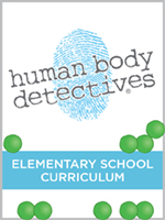 Homeschool Curriculum - Human Body Detectives - Elementary