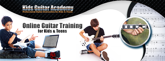 Kids Guitar Academy