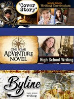 Byline, Cover Story, & One Year Adventure Novel - Save 10%
