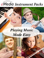Homeschool Curriculum - eMedia Music Instruments