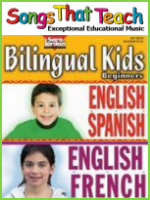 Sara Jordan Bilingual Kid Series