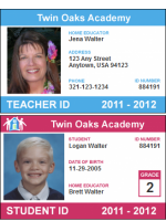 Free Homeschool ID Card - For Teachers and Students