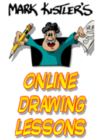 Help your child become an artist with Mark Kistler's Online Drawing Lessons.
