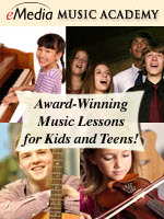 Homeschool Curriculum - eMedia Music Academy