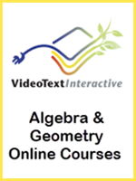 Homeschool Curriculum - VideoText Interactive Online