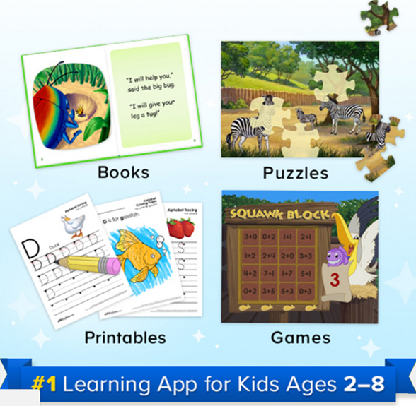 Give Your Child a Head Start!