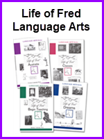Homeschool Curriculum - Life of Fred Language Arts