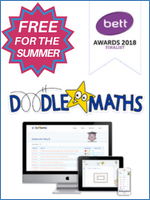 Homeschool Curriculum - DoodleMaths Freebie
