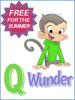 Homeschool Curriculum - Q Wunder Freebie