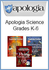 Homeschool Curriculum - Apologia Elementary Science