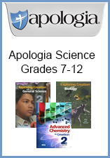 Homeschool Curriculum - Apologia Science