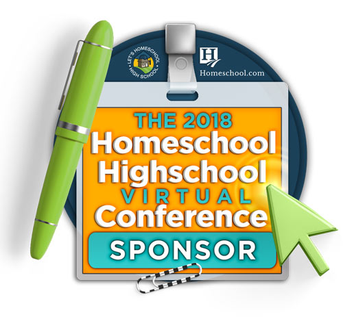 Homeschool Highschool Virtual Conference Sponsor