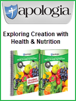 Homeschool Curriculum - Apologia Health and Nutrition