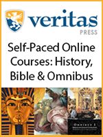 Homeschool Curriculum - Veritas Press Self-Paced Online Courses