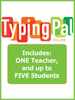 Homeschool Curriculum - Typing Pal