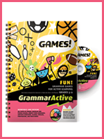 Homeschool Curriculum - GrammarActive