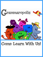 Homeschool Curriculum - Grammaropolis