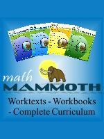 Math Mammoth - Save 40%