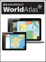 Homeschool Curriculum - Rand McNally World Atlas