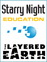 Homeschool Curriculum - Starry Night & Layered Earth
