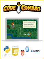 Homeschool Curriculum - CodeCombat
