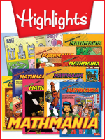 Homeschool Curriculum - Highlights - Mathmania