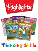 Homeschool Curriculum - Highlights - Thinking Skills
