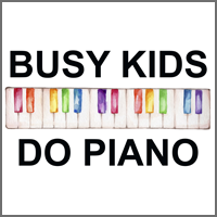 Exclusive Coupon: Busy Kids Do Piano Course