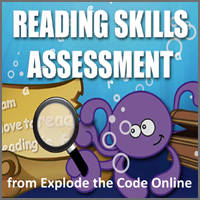 Reading Skills Assessment