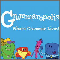 Deluxe Grammaropolis & Punctuate This! Album & Music Video Digital Collections
