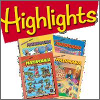Mathmania 20 Book Set