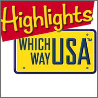 Which Way USA? Southwest States Bundle