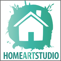 Home Art Studio 6-Pack Complete Set