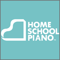 HomeSchoolPiano 1 Student Monthly Subscription