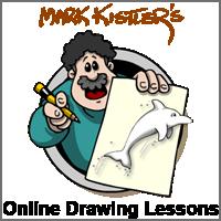 Mark Kistler Draw3D Art Lessons