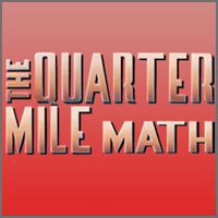 The Quarter Mile Math: Levels 1 and 2 Bundle