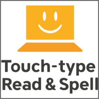 Touch-type Read and Spell 1 Year Family License