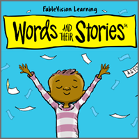Words and Their Stories BASIC License ---- (1 Teacher + 1 Student)