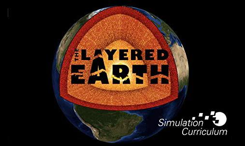 Layered Earth Geology Web