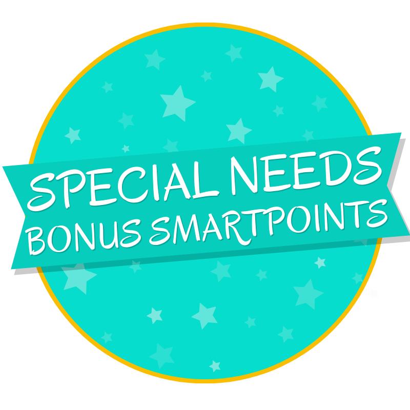 Special Needs - BONUS SmartPoints Promotion