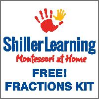 ShillerLearning Fractions Digital Kit